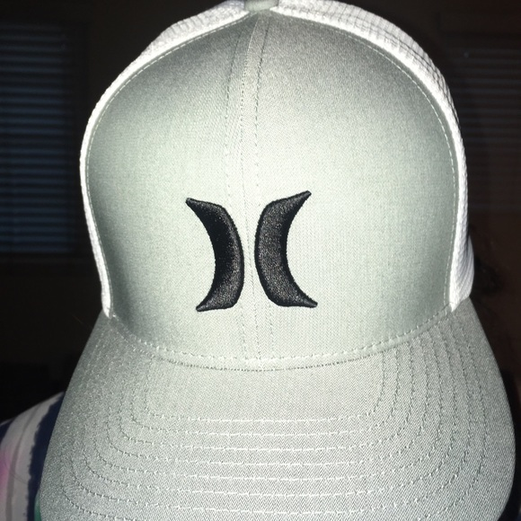 ee6f61cf Hurley Accessories | One And Textures Clay Mens Trucker Hat | Poshmark